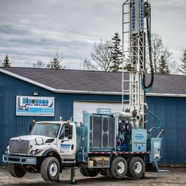 Bluenose Well Drilling - 1
