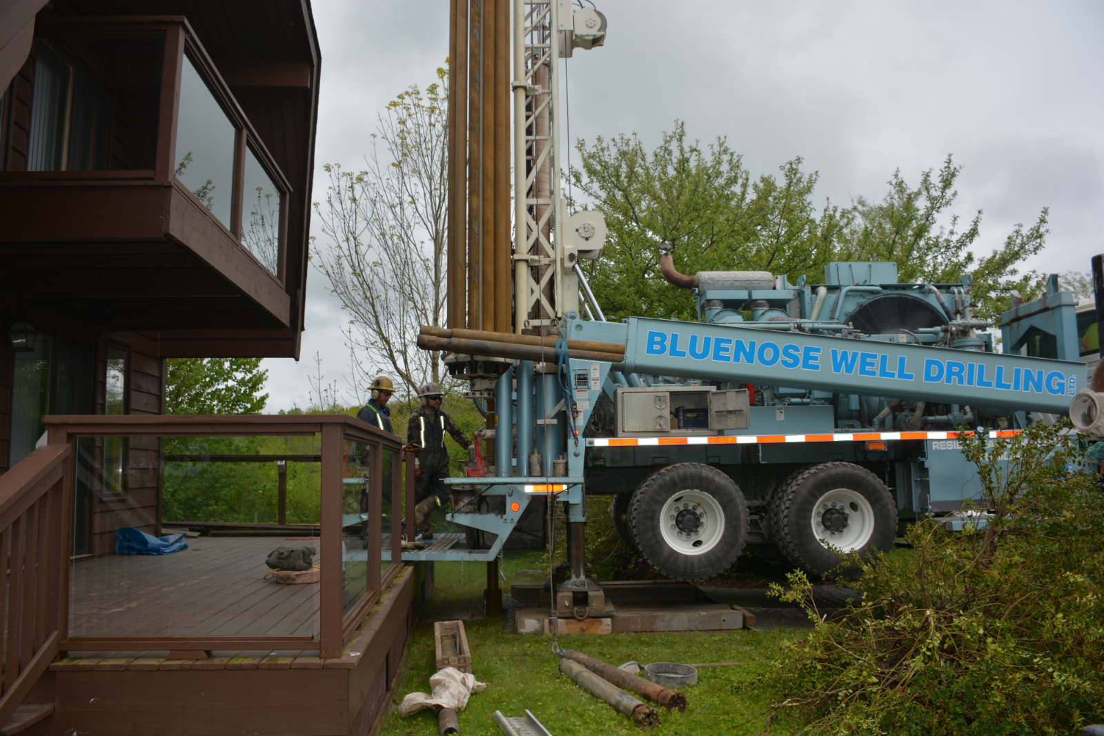 Bluenose Well Drilling - 3